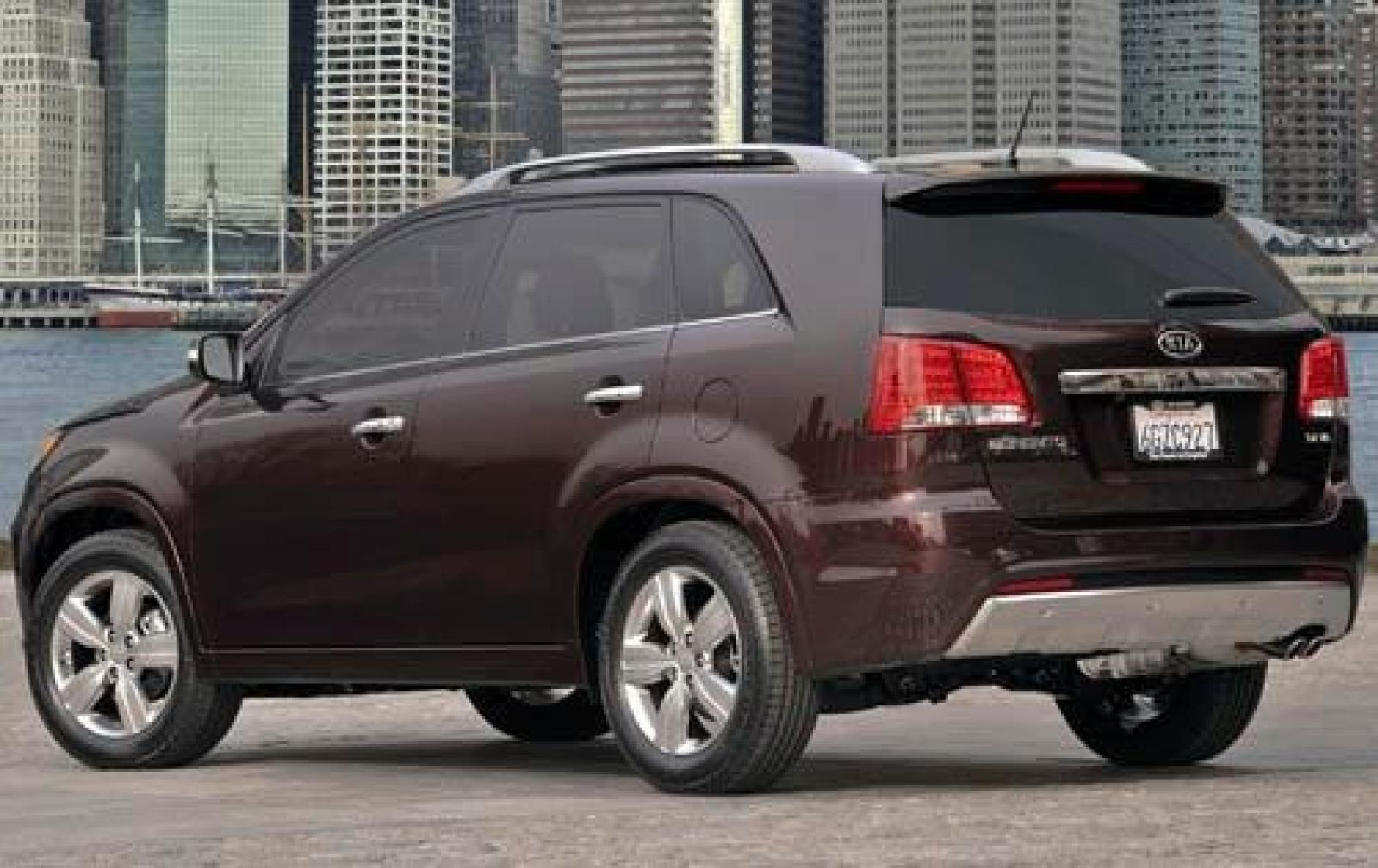 2011 kia sorento information and photos zombiedrive. Black Bedroom Furniture Sets. Home Design Ideas