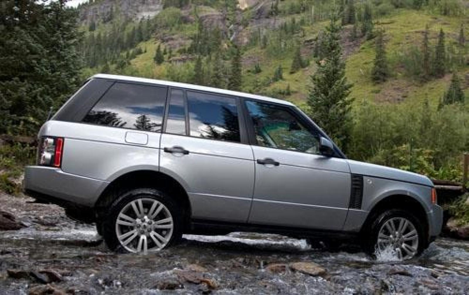 2011 land rover range rover information and photos. Black Bedroom Furniture Sets. Home Design Ideas