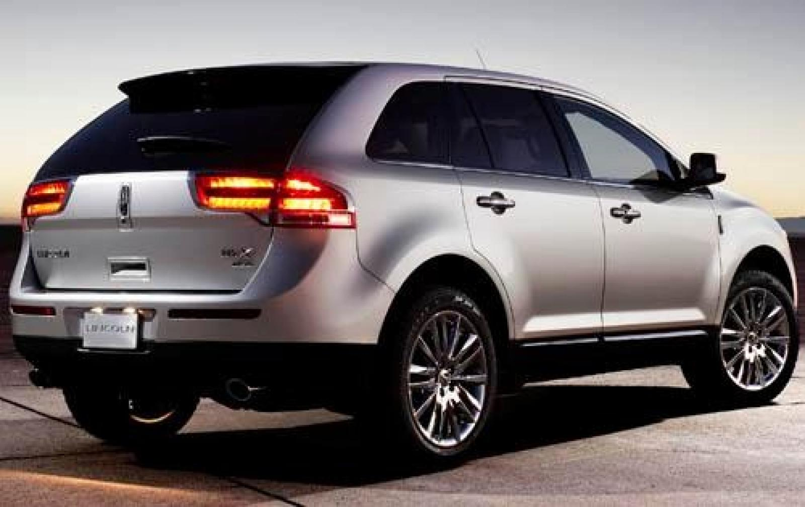 2011 lincoln mkx information and photos zombiedrive. Black Bedroom Furniture Sets. Home Design Ideas