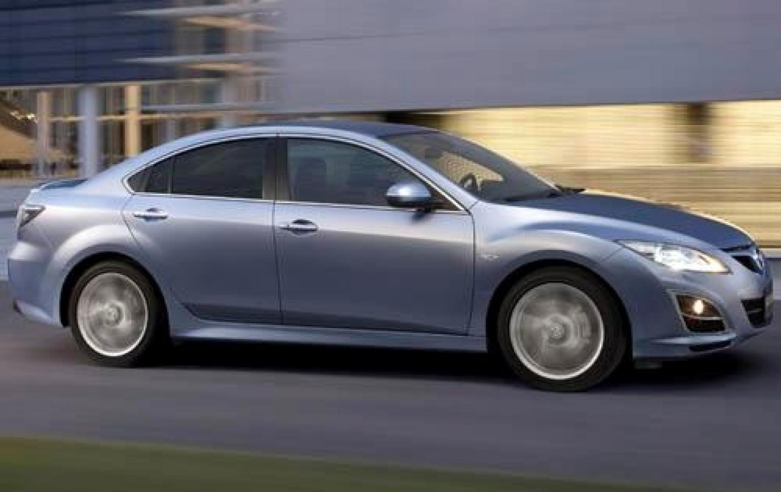 2011 mazda mazda6 information and photos zombiedrive. Black Bedroom Furniture Sets. Home Design Ideas
