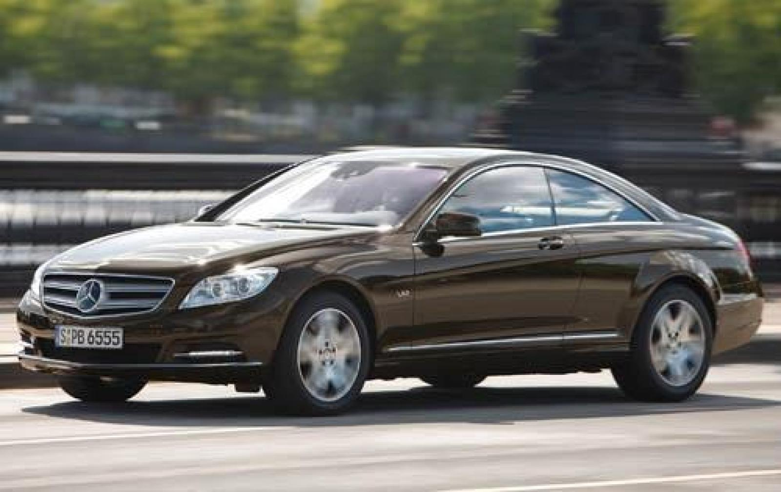 2011 mercedes benz cl class information and photos for Mercedes benz cl class