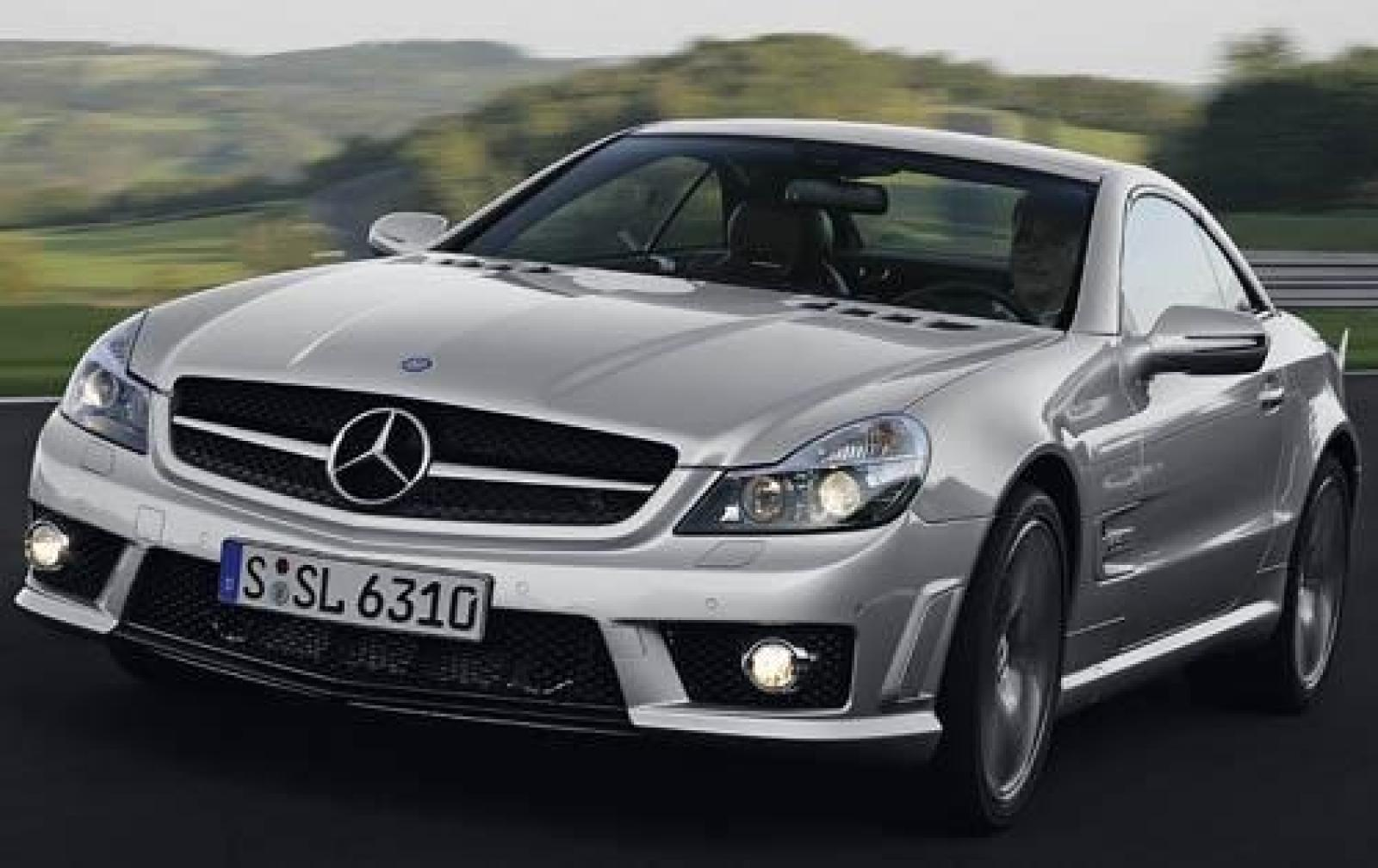 2011 mercedes benz sl class information and photos zombiedrive. Black Bedroom Furniture Sets. Home Design Ideas