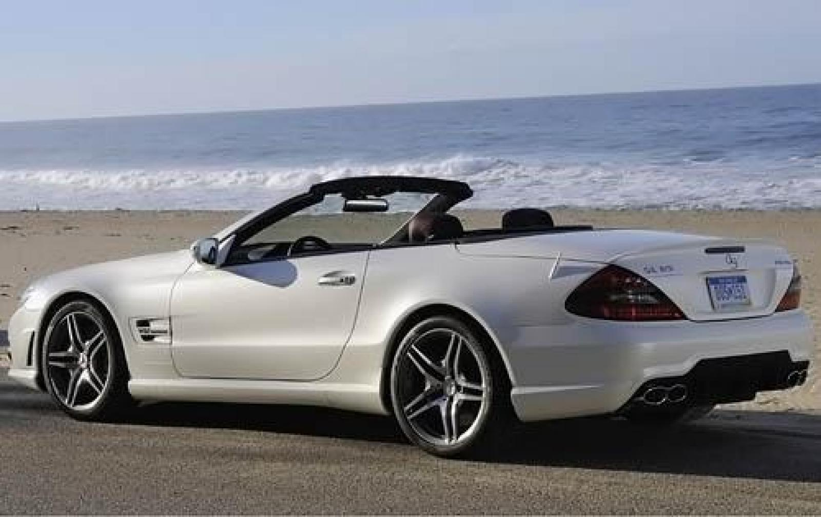 2011 mercedes benz sl class information and photos for Mercedes benz sl classic