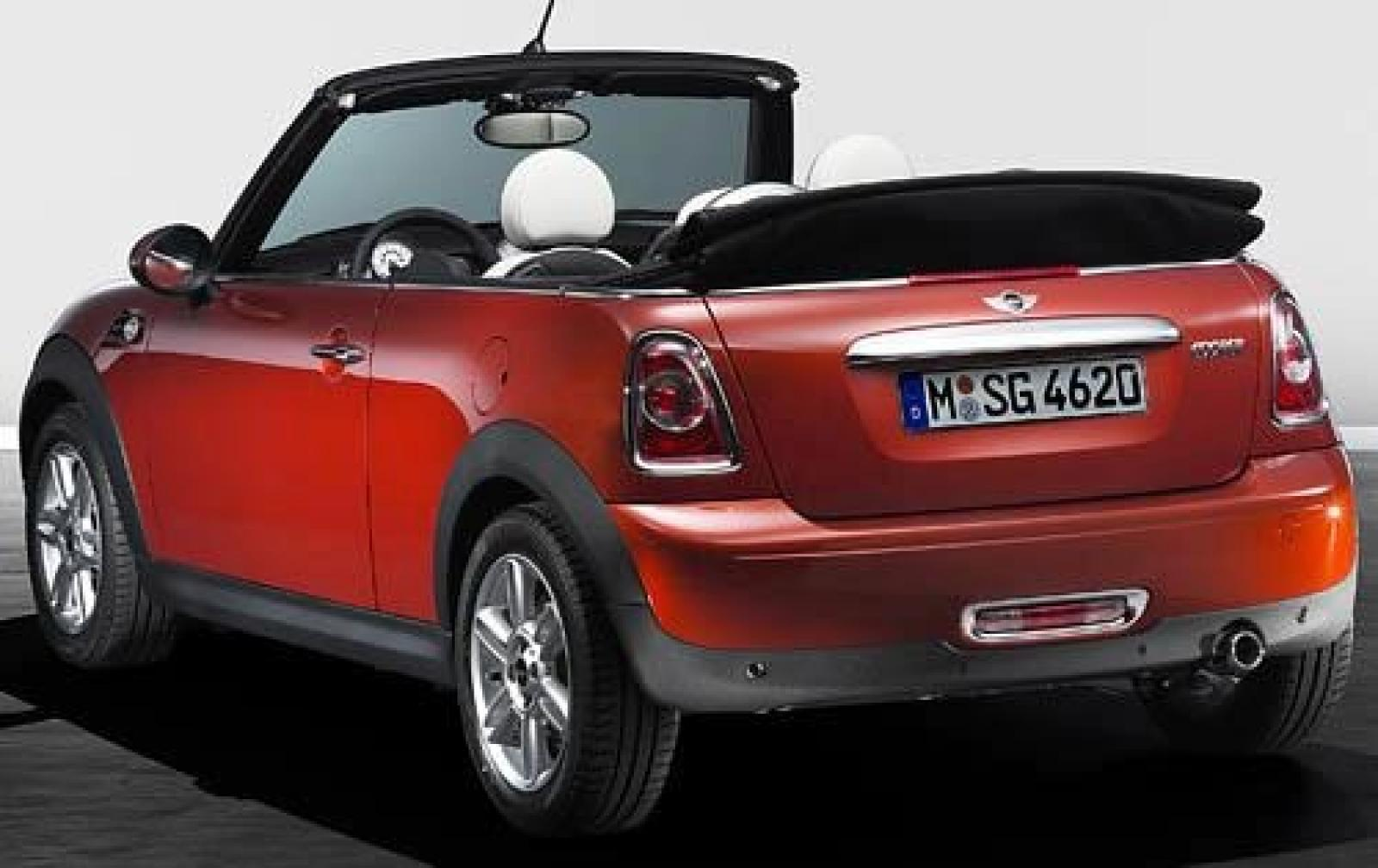 2011 mini cooper information and photos zombiedrive. Black Bedroom Furniture Sets. Home Design Ideas
