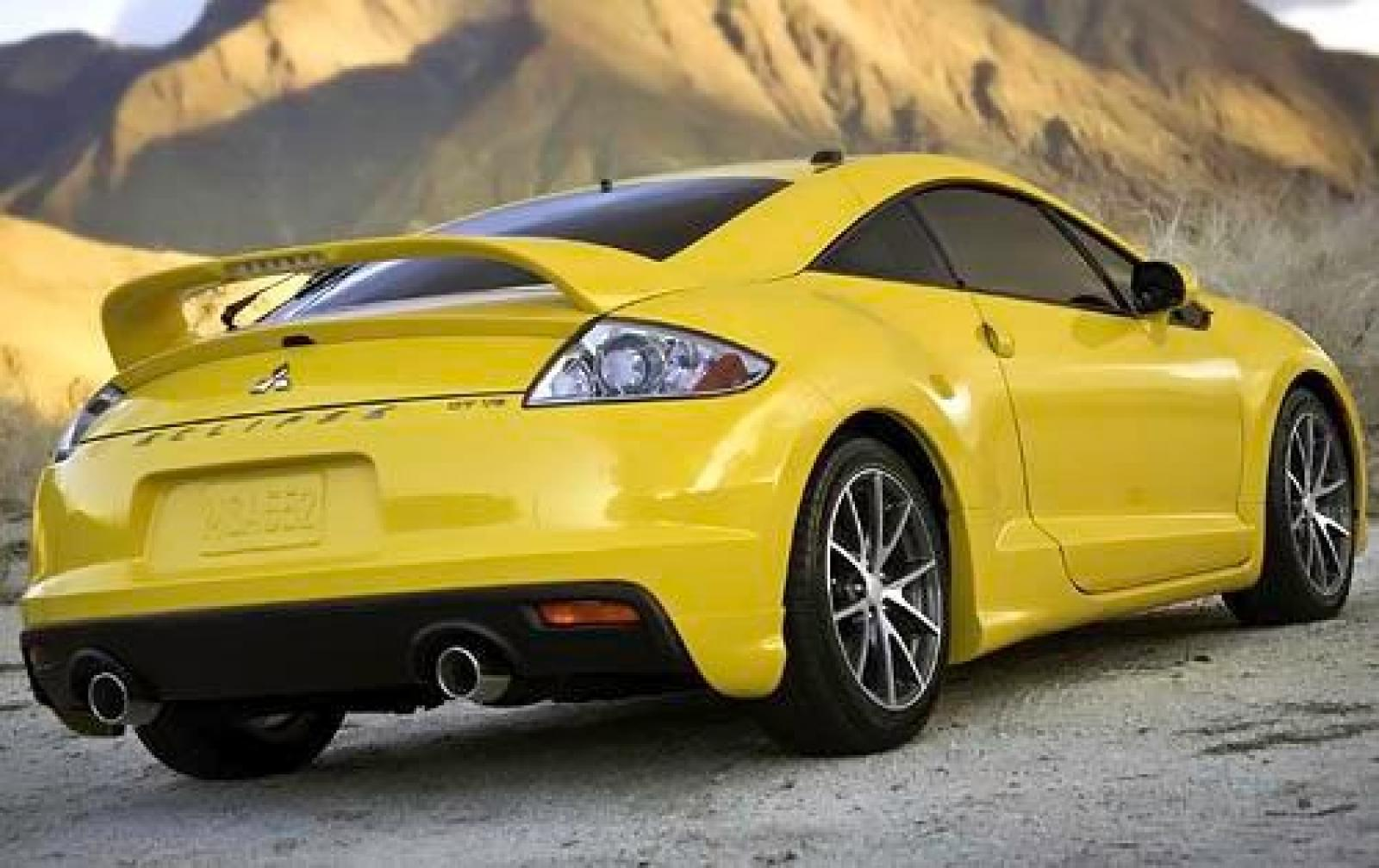 2012 Mitsubishi Eclipse Information And Photos Zombiedrive