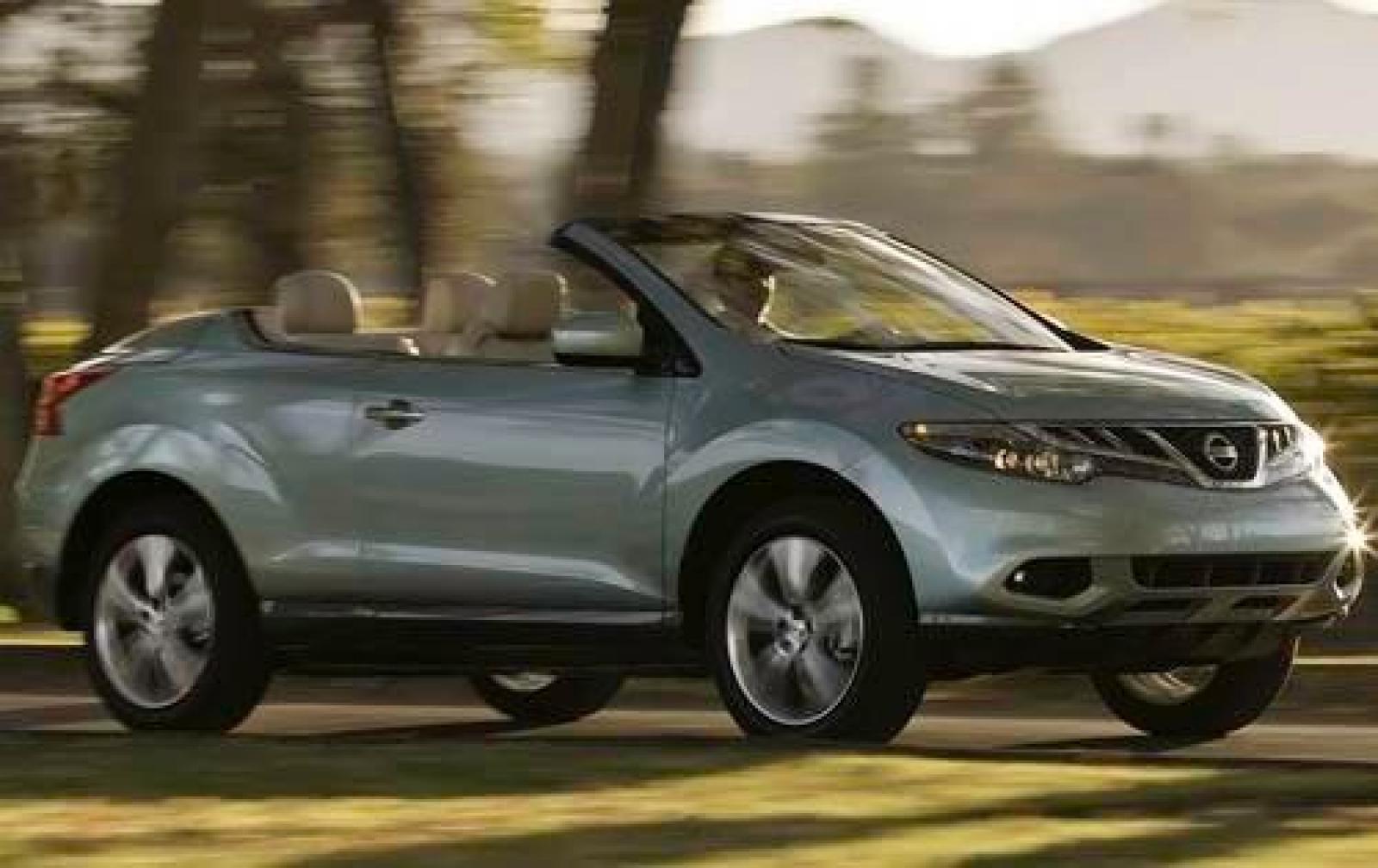Delightful 2011 Nissan Murano CrossCabriolet #2