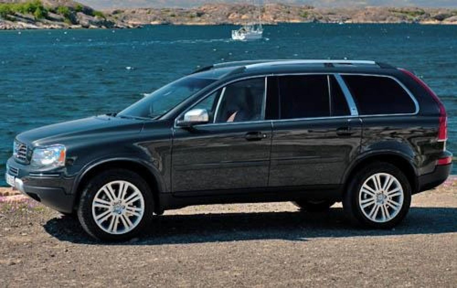 2011 volvo xc90 information and photos zombiedrive. Black Bedroom Furniture Sets. Home Design Ideas
