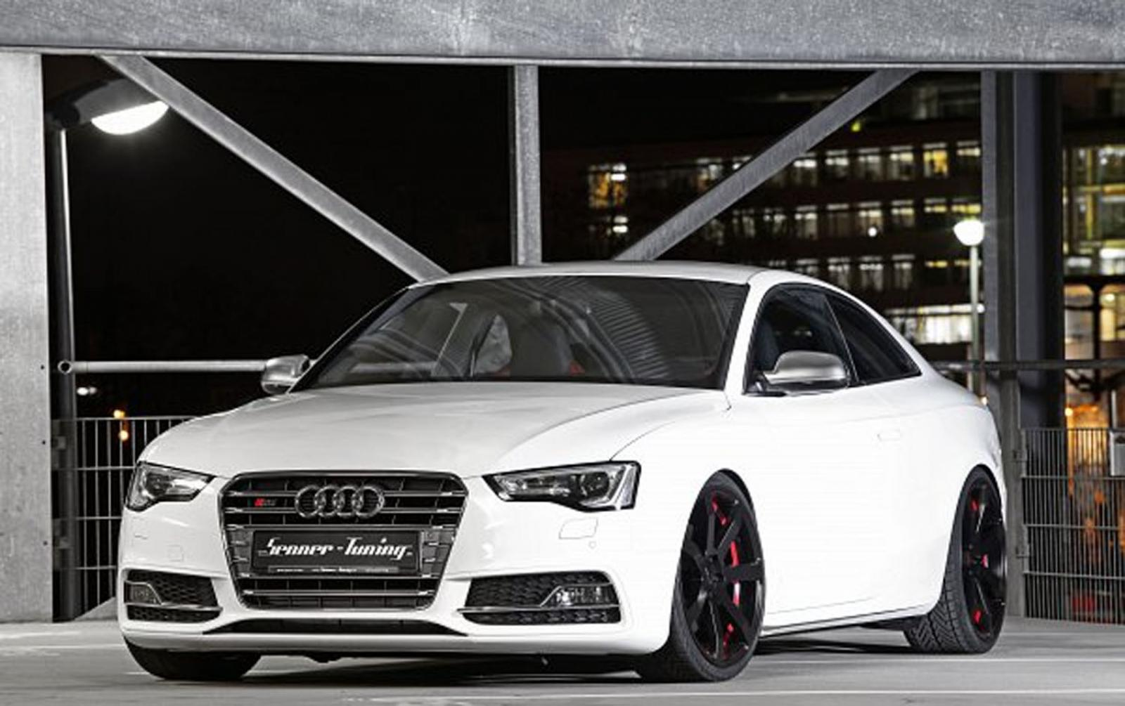 2012 Audi S5 - Information and photos - ZombieDrive