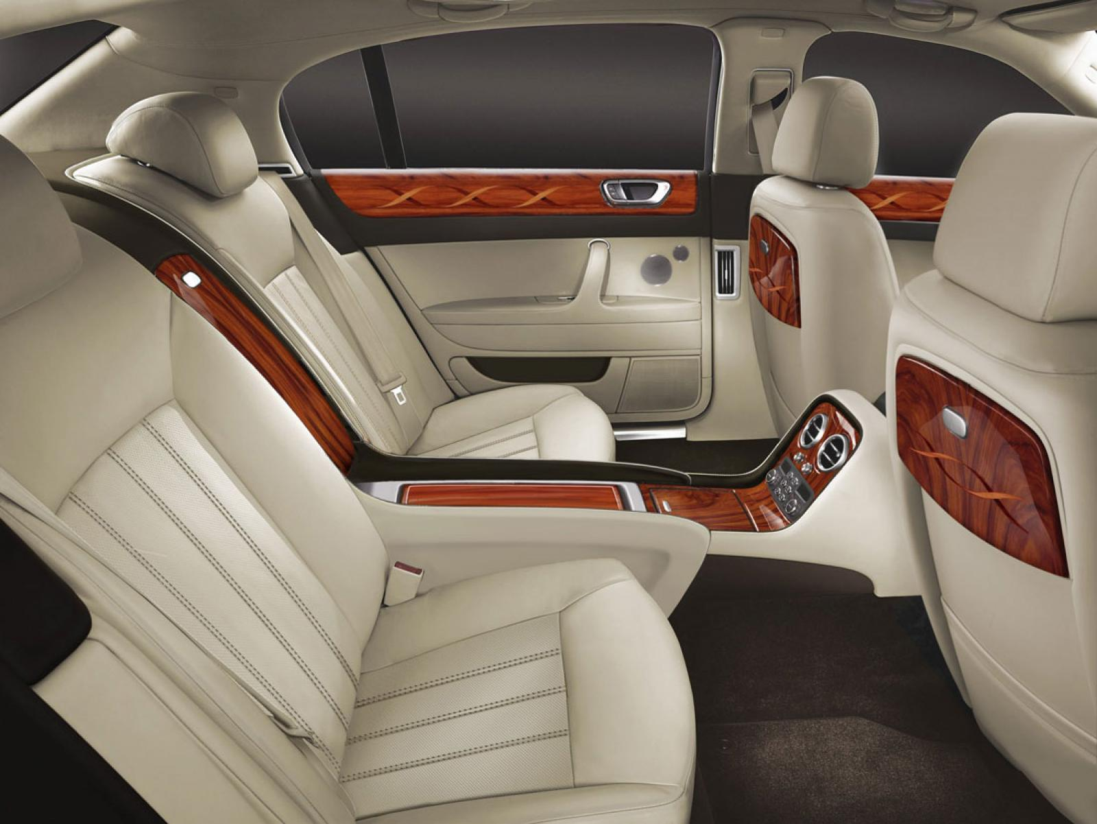 2012 Bentley Continental Flying Spur Information and photos