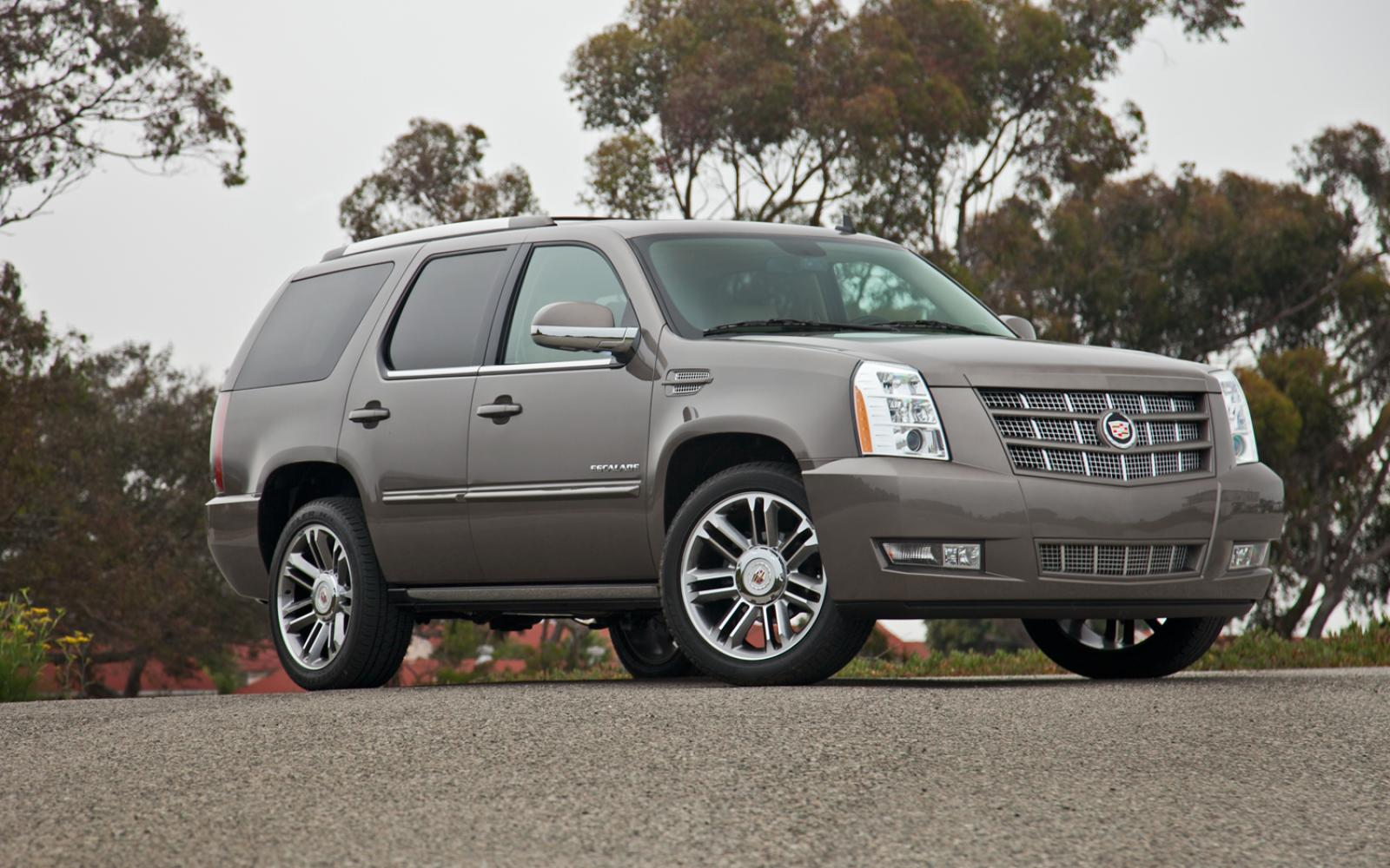 2012 cadillac escalade information and photos zombiedrive. Black Bedroom Furniture Sets. Home Design Ideas