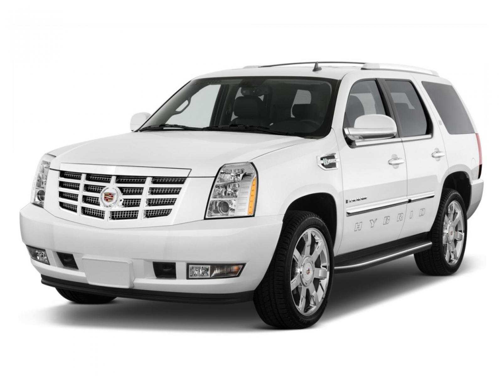 2012 Cadillac Escalade Hybrid - Information and photos
