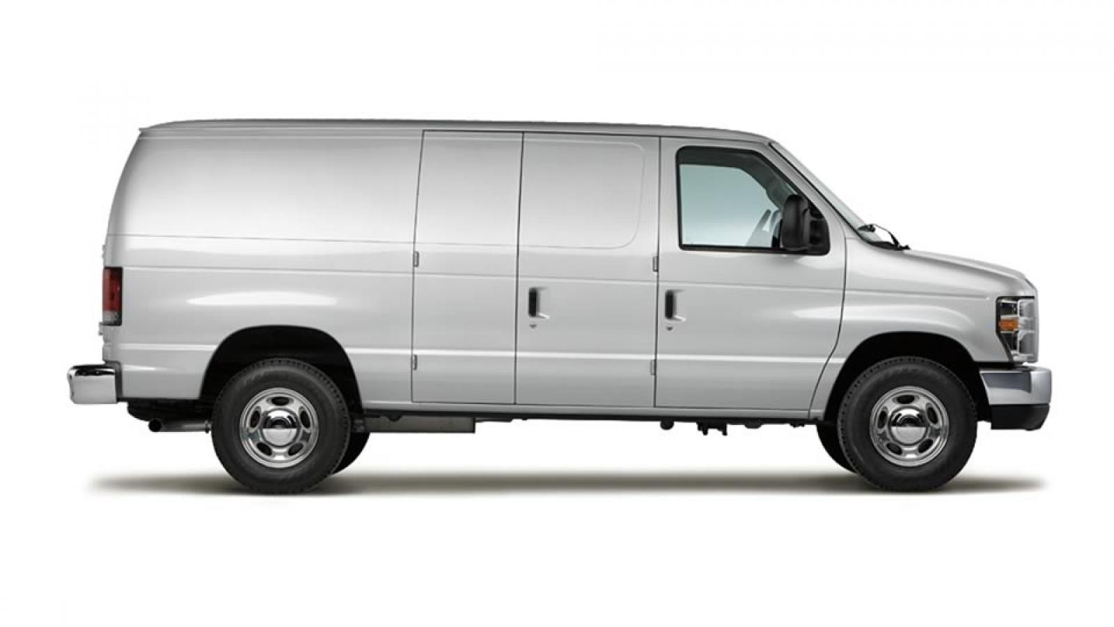 2012 ford e series van information and photos zombiedrive. Black Bedroom Furniture Sets. Home Design Ideas