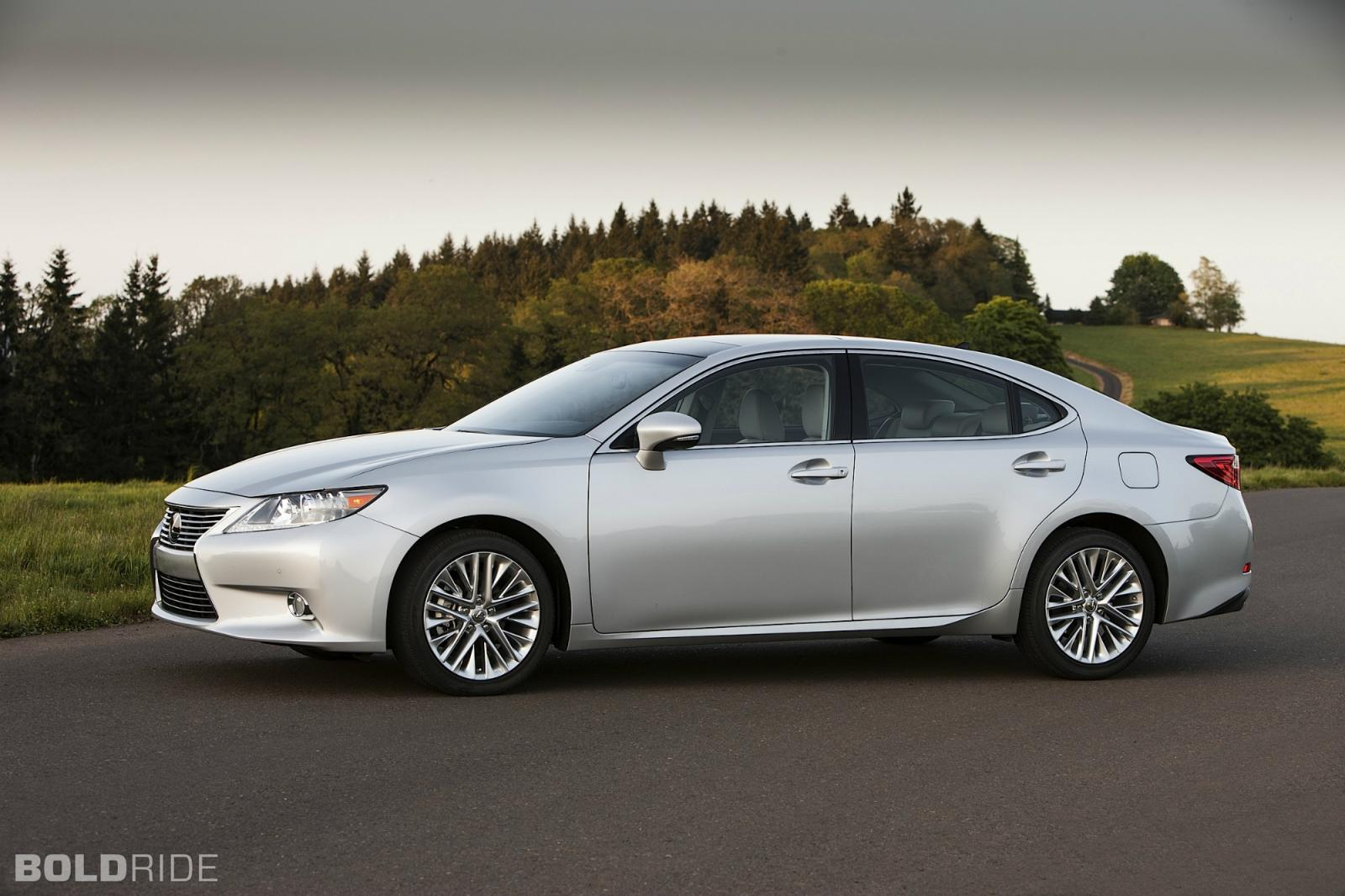 2012 lexus es 350 information and photos zombiedrive. Black Bedroom Furniture Sets. Home Design Ideas