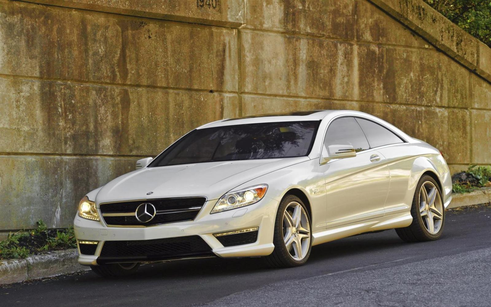 2012 mercedes benz cl class information and photos for Mercedes benz cl550