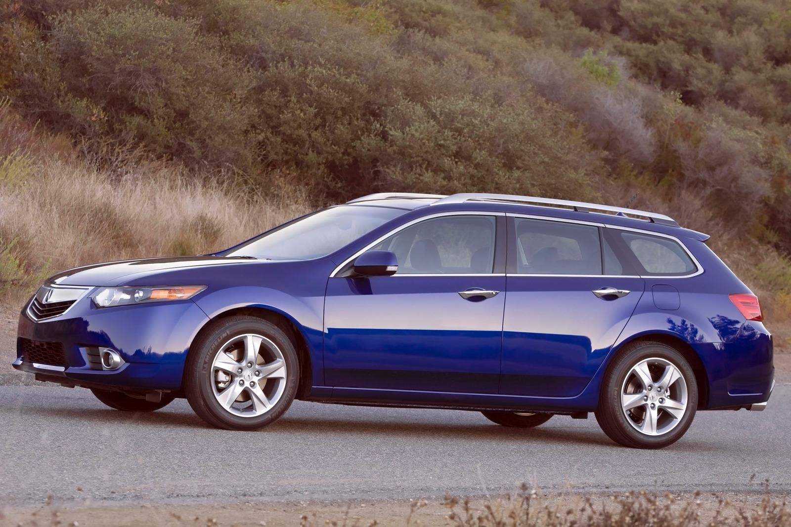 2013 acura tsx sport wagon information and photos. Black Bedroom Furniture Sets. Home Design Ideas