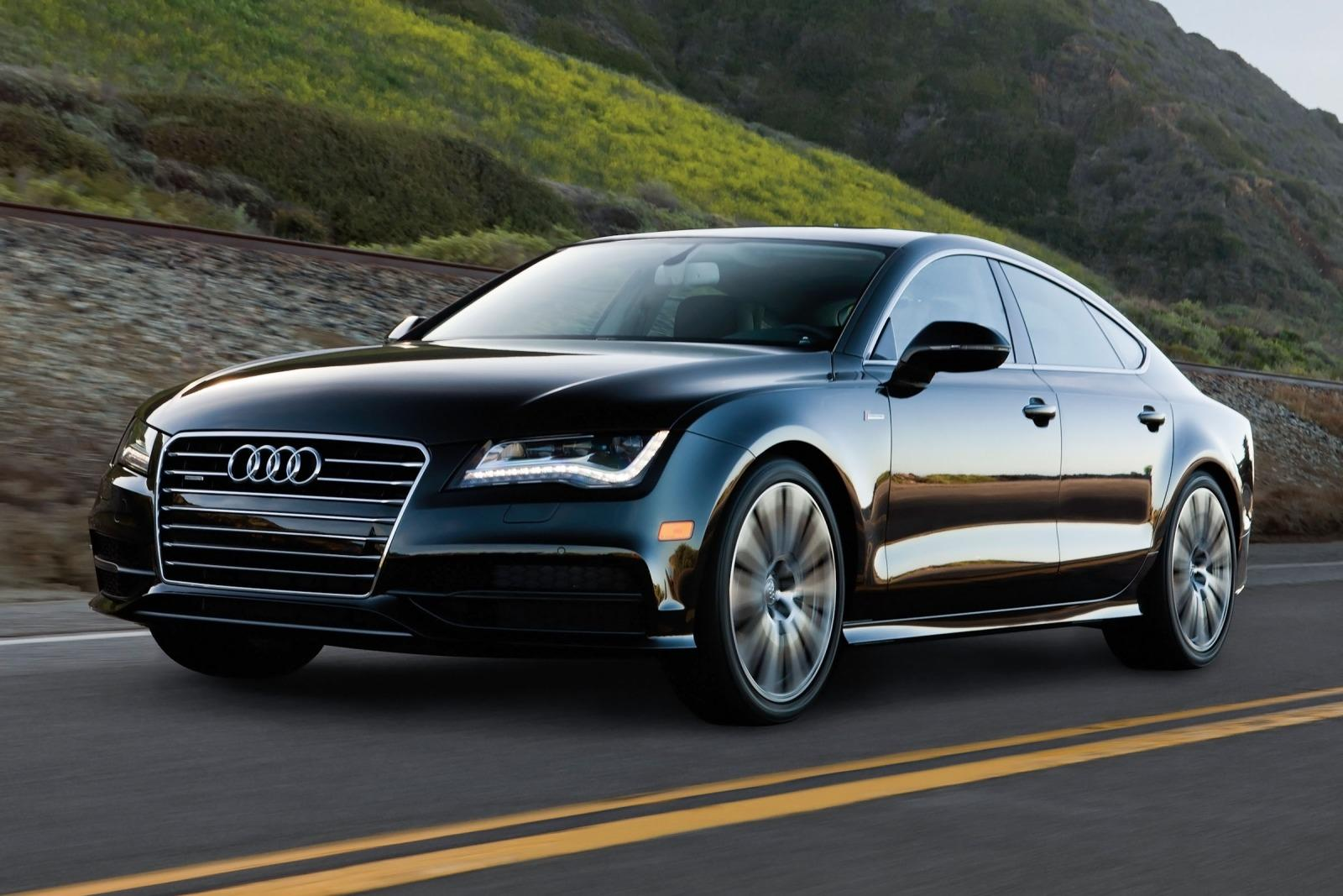 2012 audi a7 information and photos zombiedrive. Black Bedroom Furniture Sets. Home Design Ideas