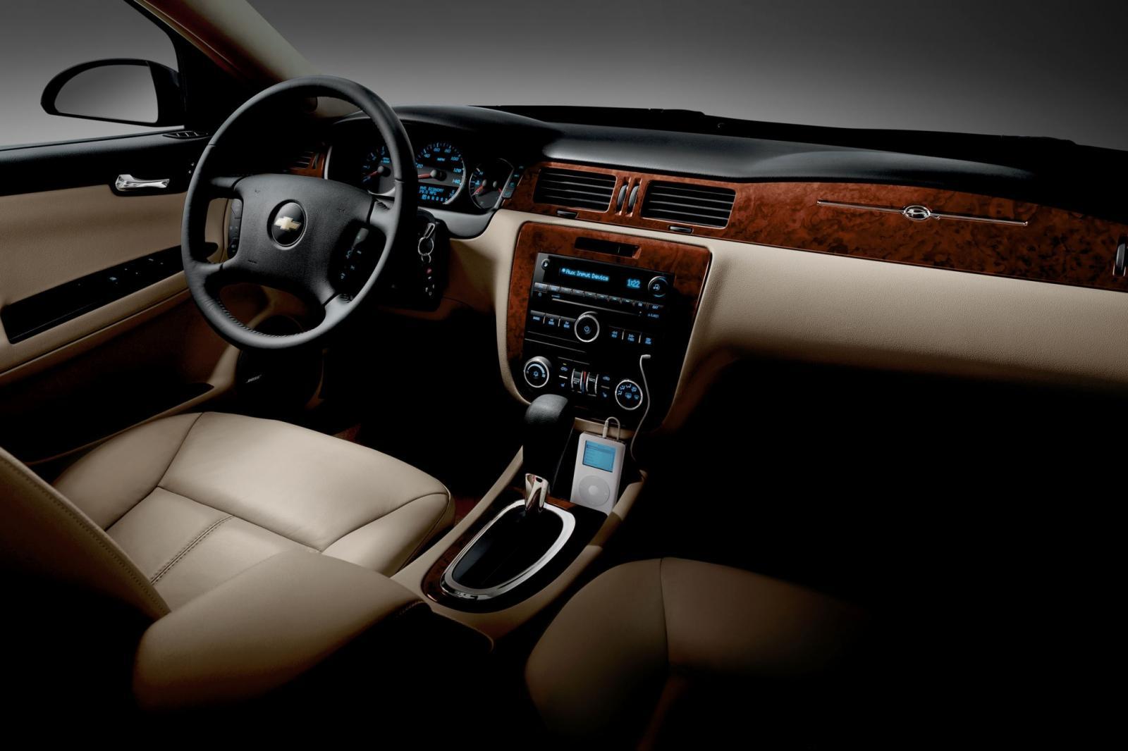 Impala 2007 Chevy Fuel Economy Old Photos