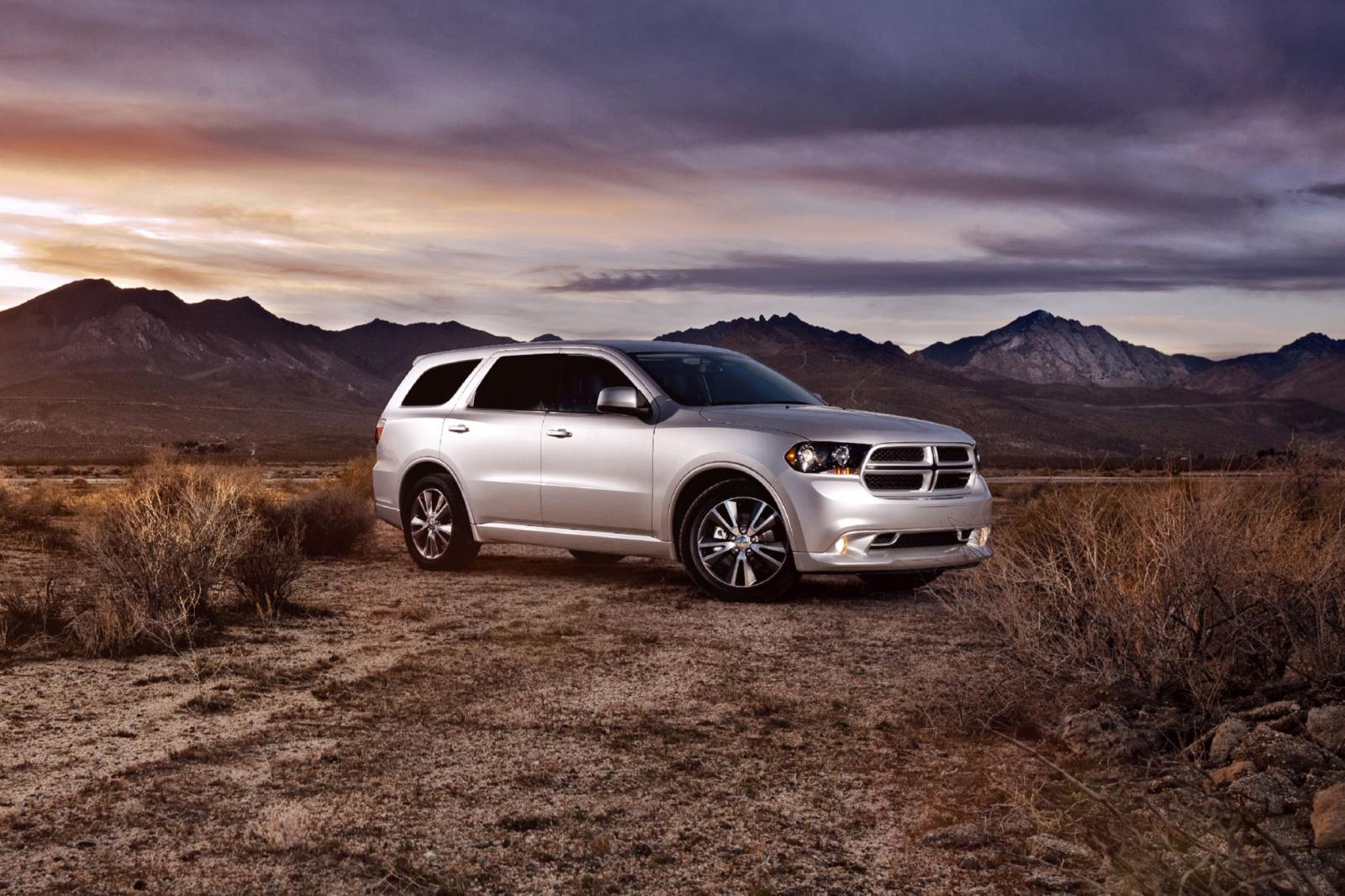 2013 dodge durango information and photos zombiedrive. Black Bedroom Furniture Sets. Home Design Ideas