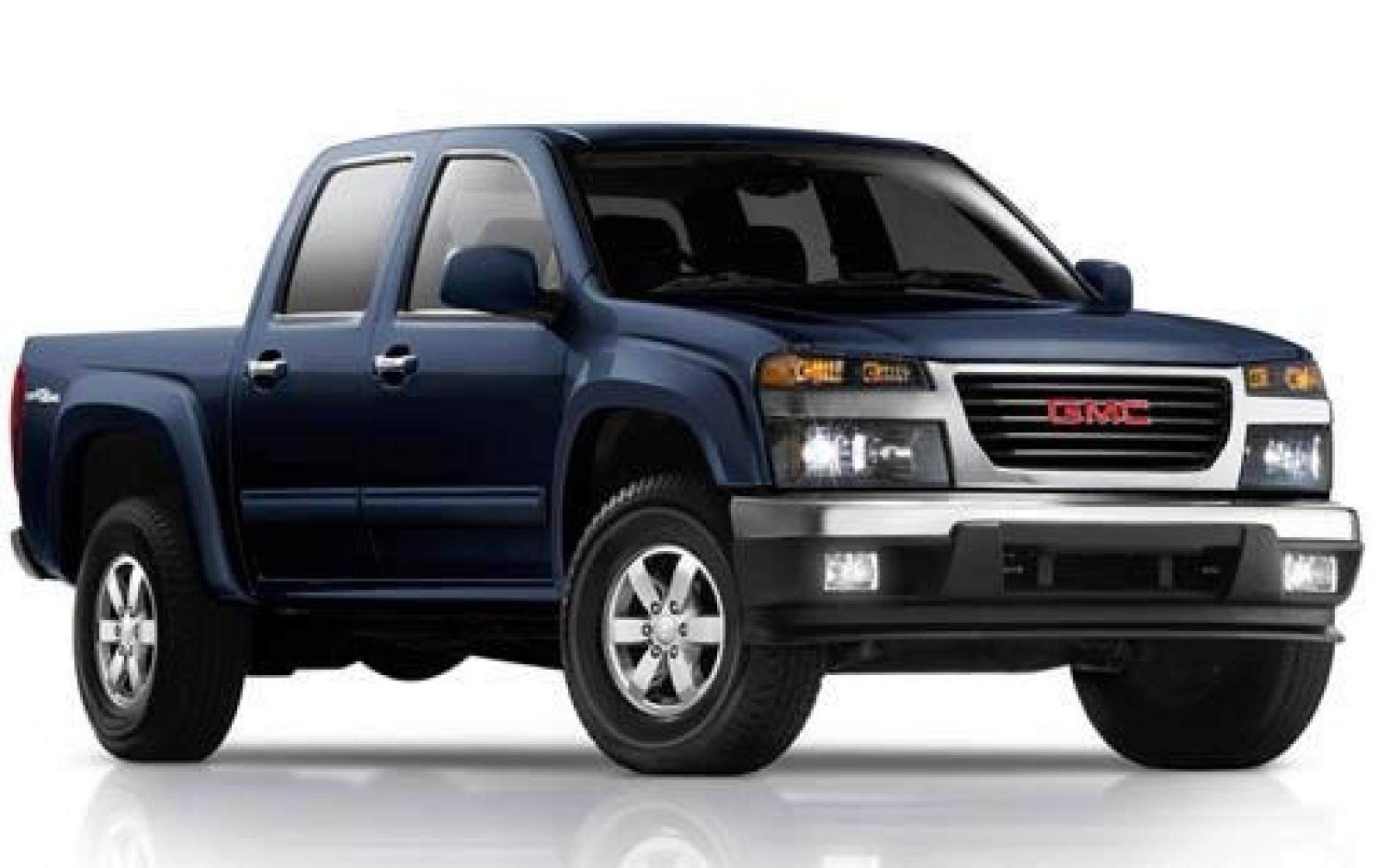 2012 gmc canyon information and photos zombiedrive. Black Bedroom Furniture Sets. Home Design Ideas