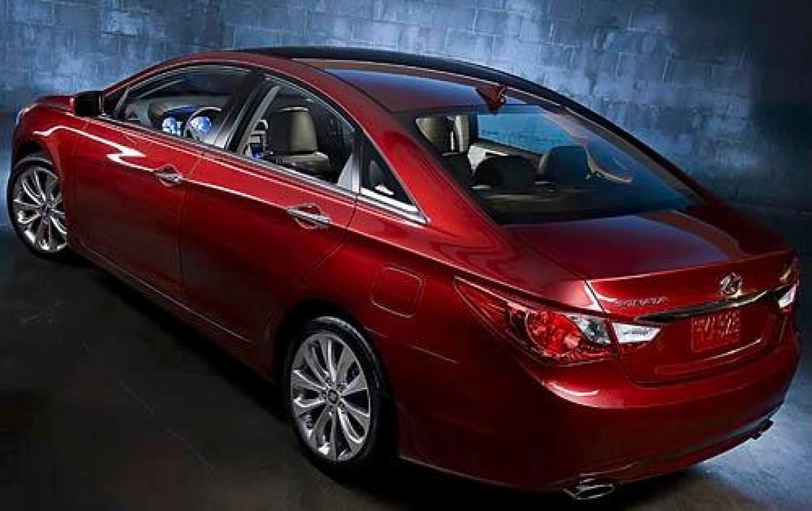 2012 hyundai sonata information and photos zombiedrive. Black Bedroom Furniture Sets. Home Design Ideas