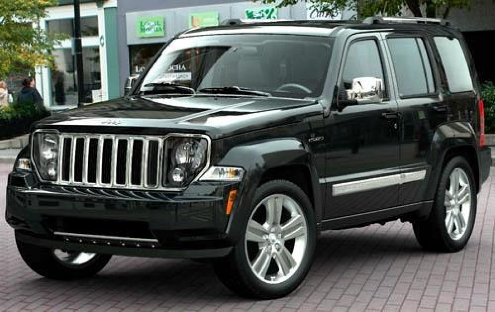 2012 jeep liberty information and photos zombiedrive. Black Bedroom Furniture Sets. Home Design Ideas