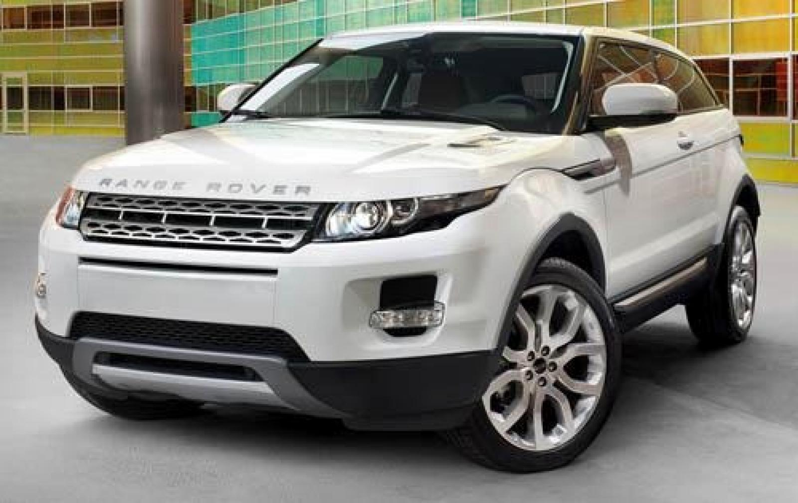 2012 land rover range rover evoque information and photos zombiedrive. Black Bedroom Furniture Sets. Home Design Ideas