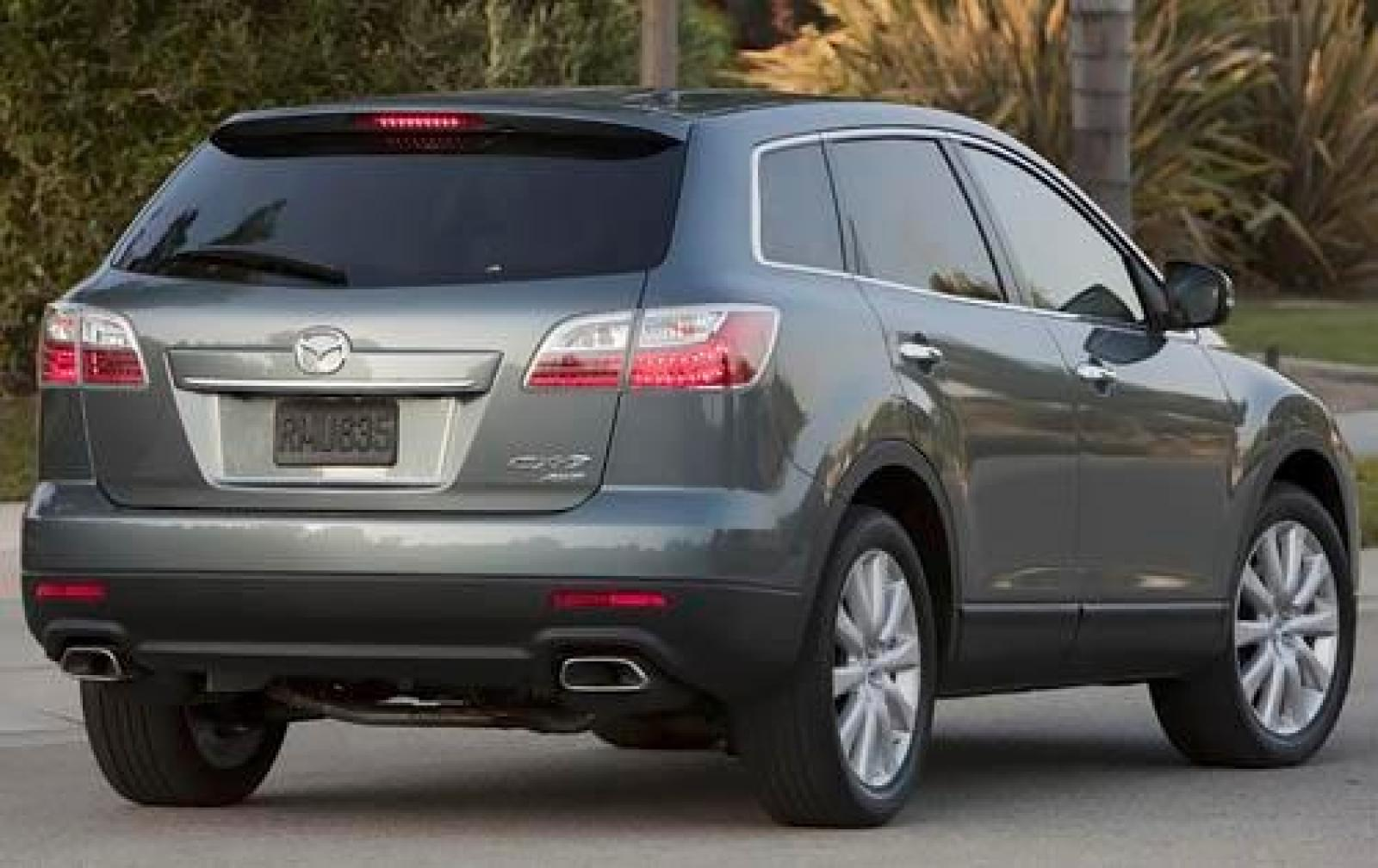 2012 mazda cx 9 information and photos zombiedrive. Black Bedroom Furniture Sets. Home Design Ideas