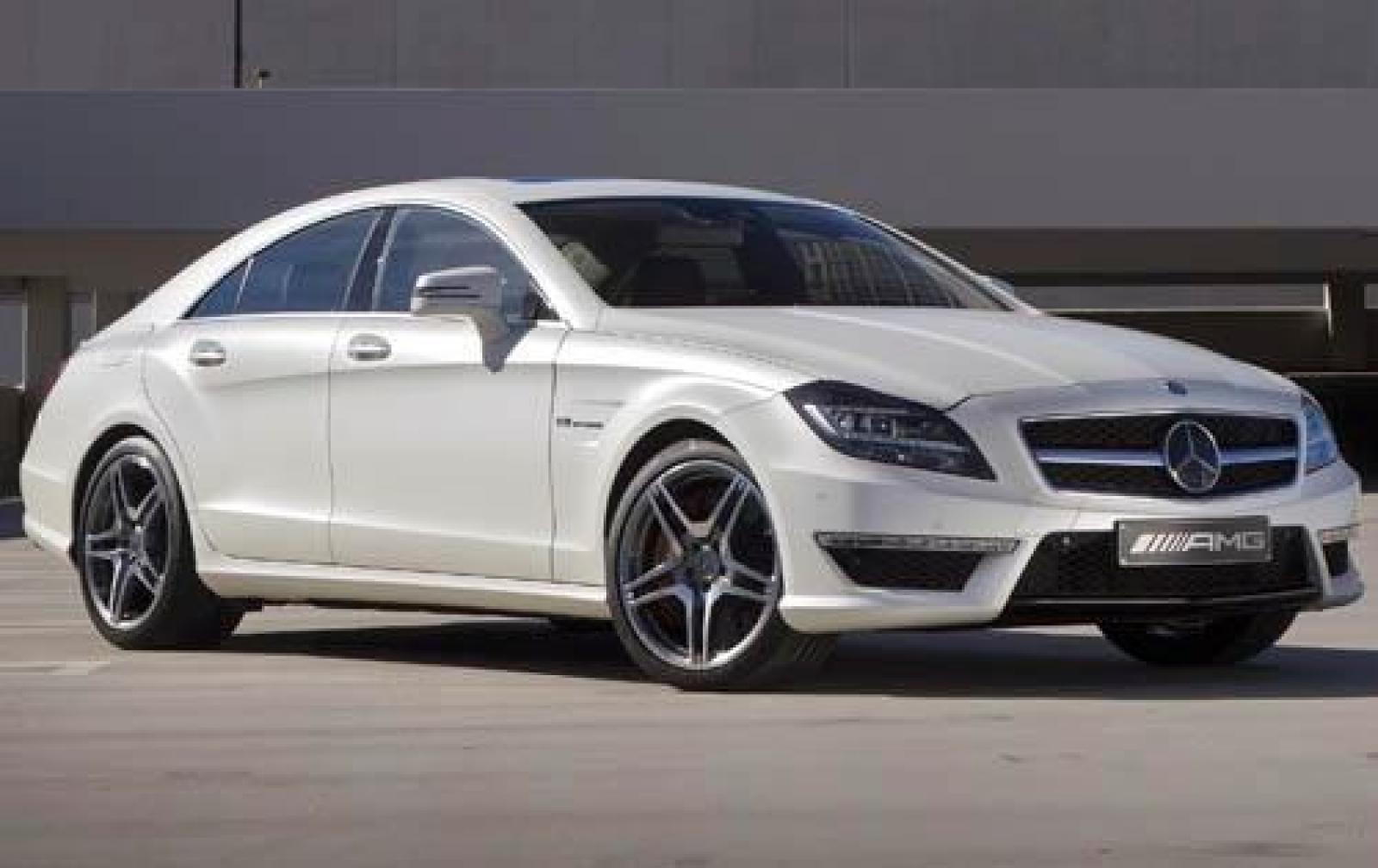 2012 mercedes benz cls class information and photos for Mercedes benz cls 2012 price