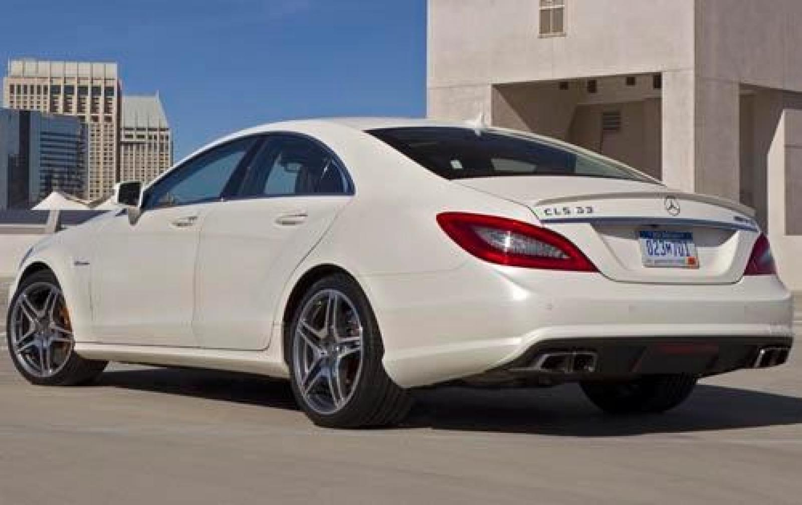 2012 mercedes benz cls class information and photos. Black Bedroom Furniture Sets. Home Design Ideas