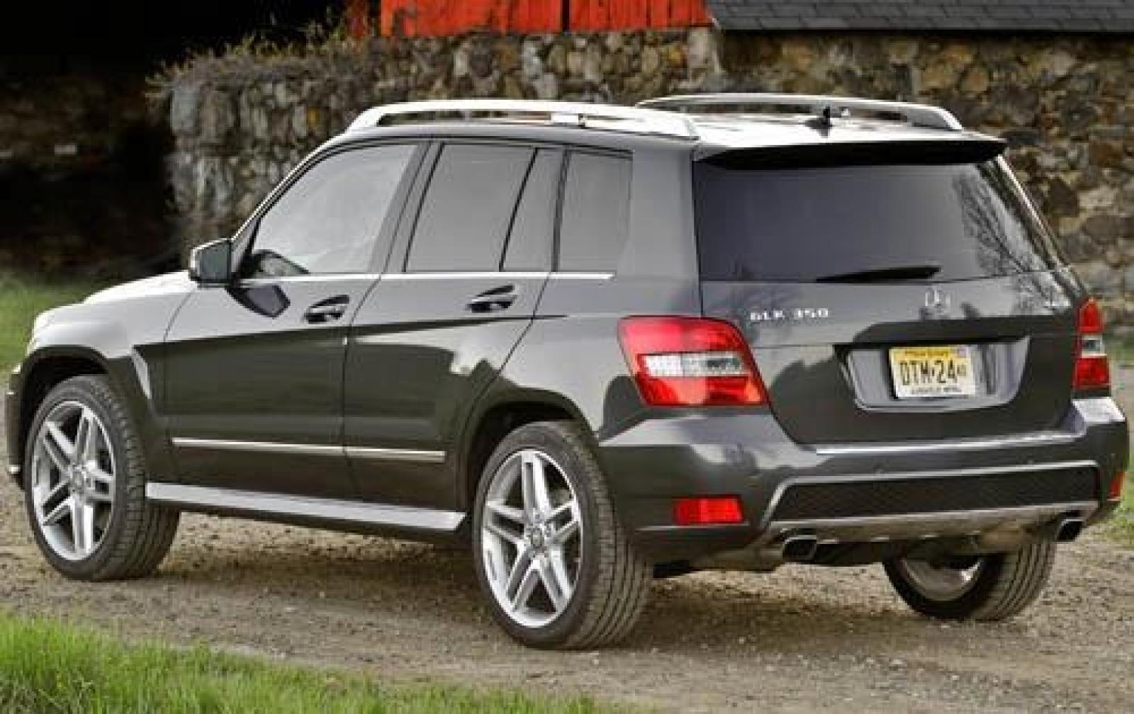 2012 Mercedes Benz Glk Class Information And Photos