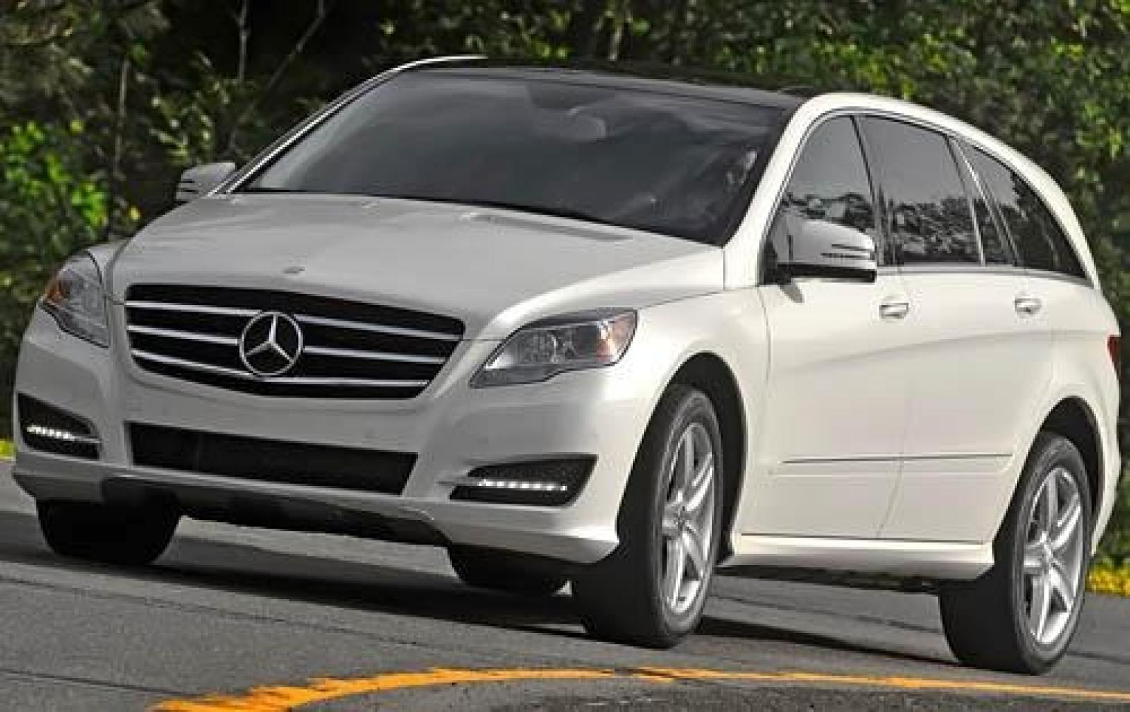 2012 mercedes benz r class information and photos for Mercedes benz oem