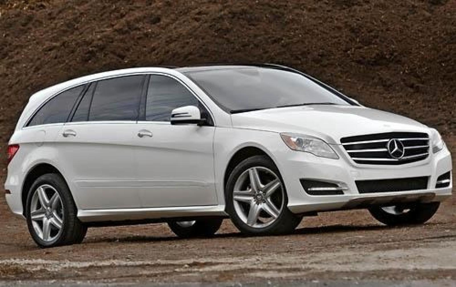 2012 mercedes benz r class information and photos zombiedrive. Black Bedroom Furniture Sets. Home Design Ideas