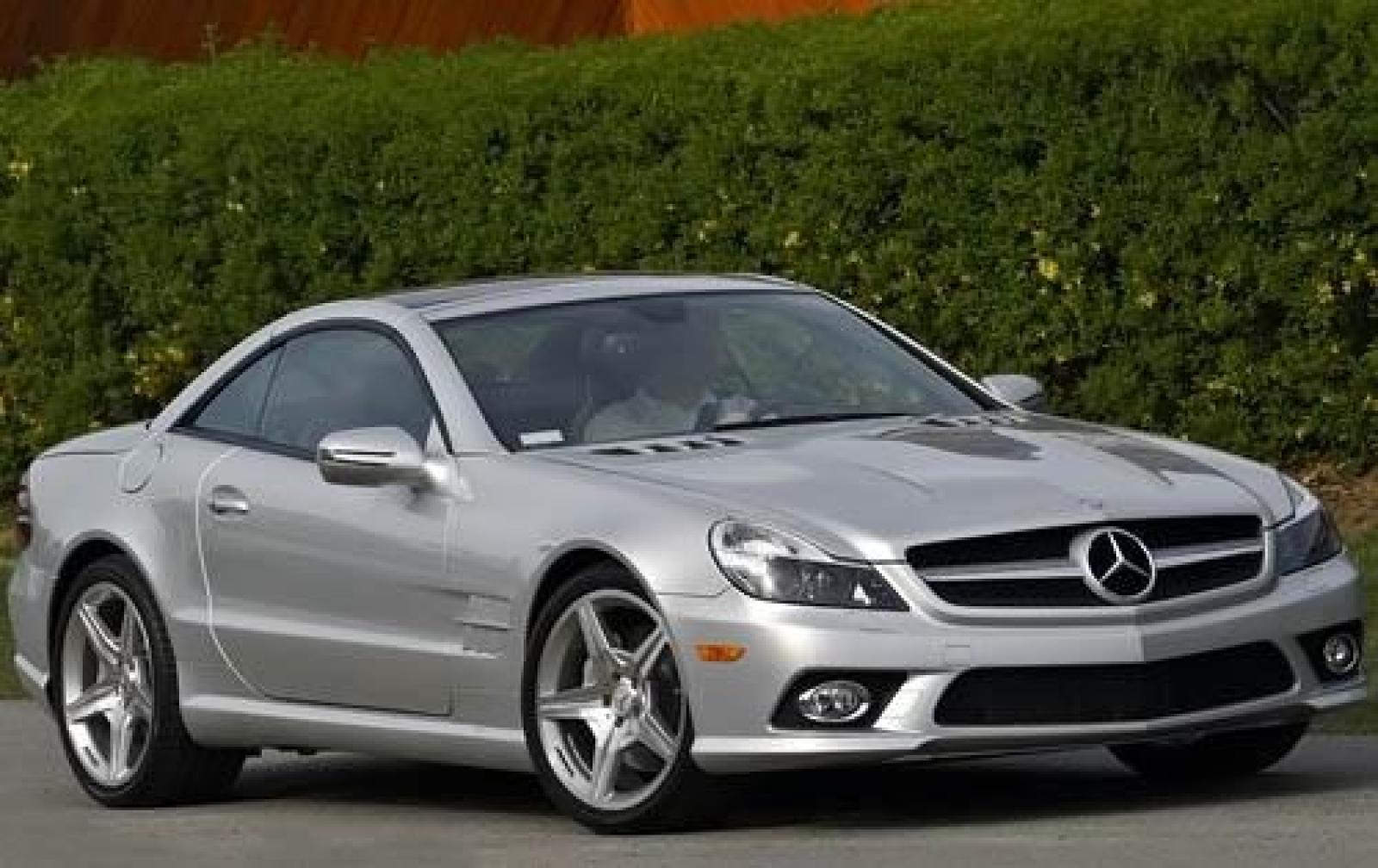 2012 mercedes benz sl class information and photos for Mercedes benz amg 550