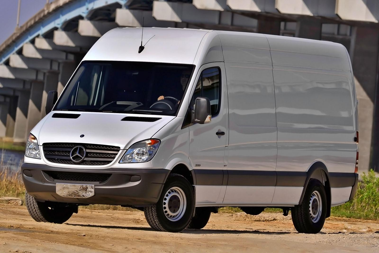 2012 mercedes benz sprinter information and photos for Mercedes benz sprinter cargo van
