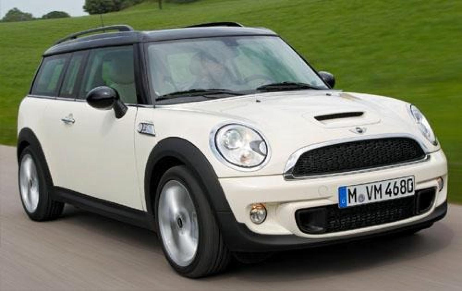 2012 mini cooper clubman information and photos. Black Bedroom Furniture Sets. Home Design Ideas