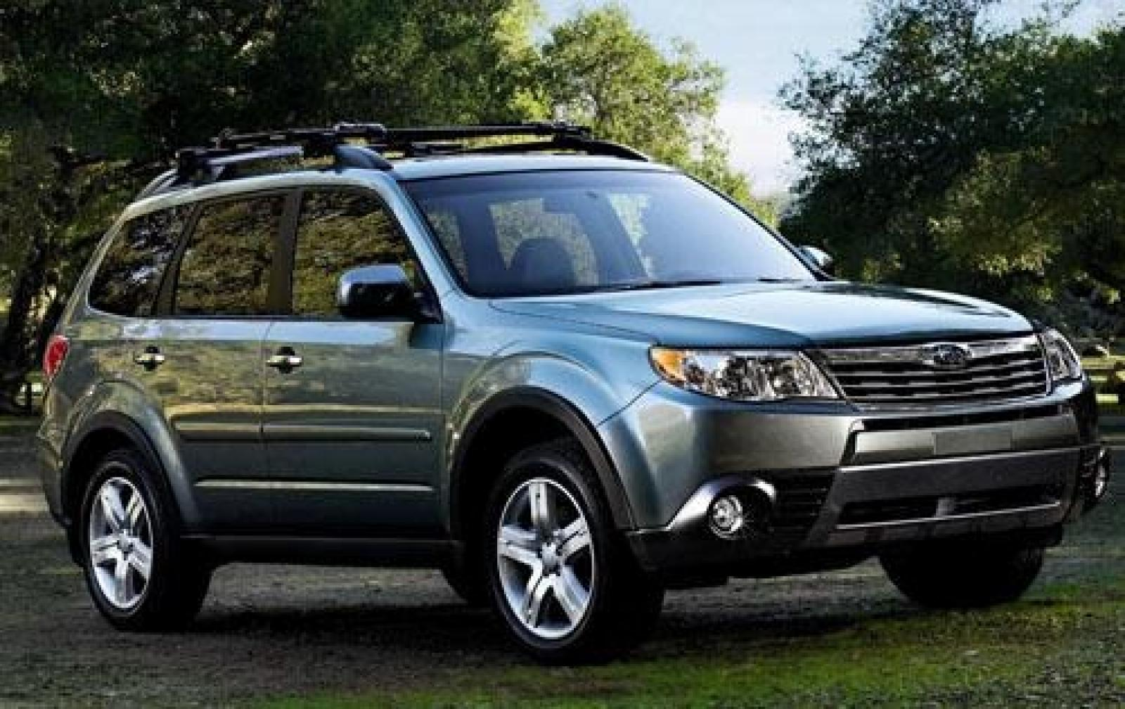 2012 Subaru Forester - Information and photos - ZombieDrive