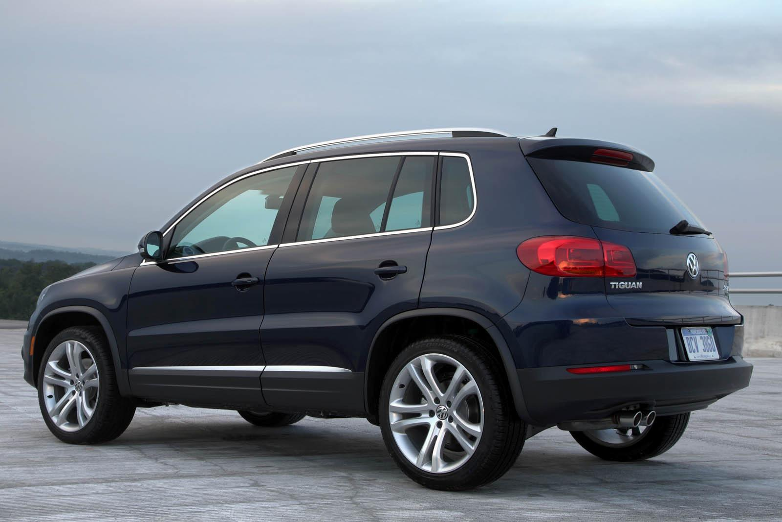2014 volkswagen tiguan information and photos zombiedrive. Black Bedroom Furniture Sets. Home Design Ideas
