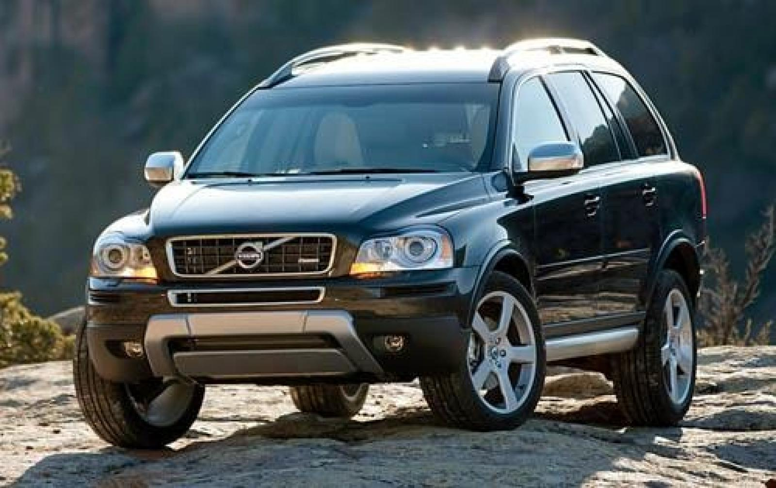 2012 volvo xc90 information and photos zombiedrive. Black Bedroom Furniture Sets. Home Design Ideas