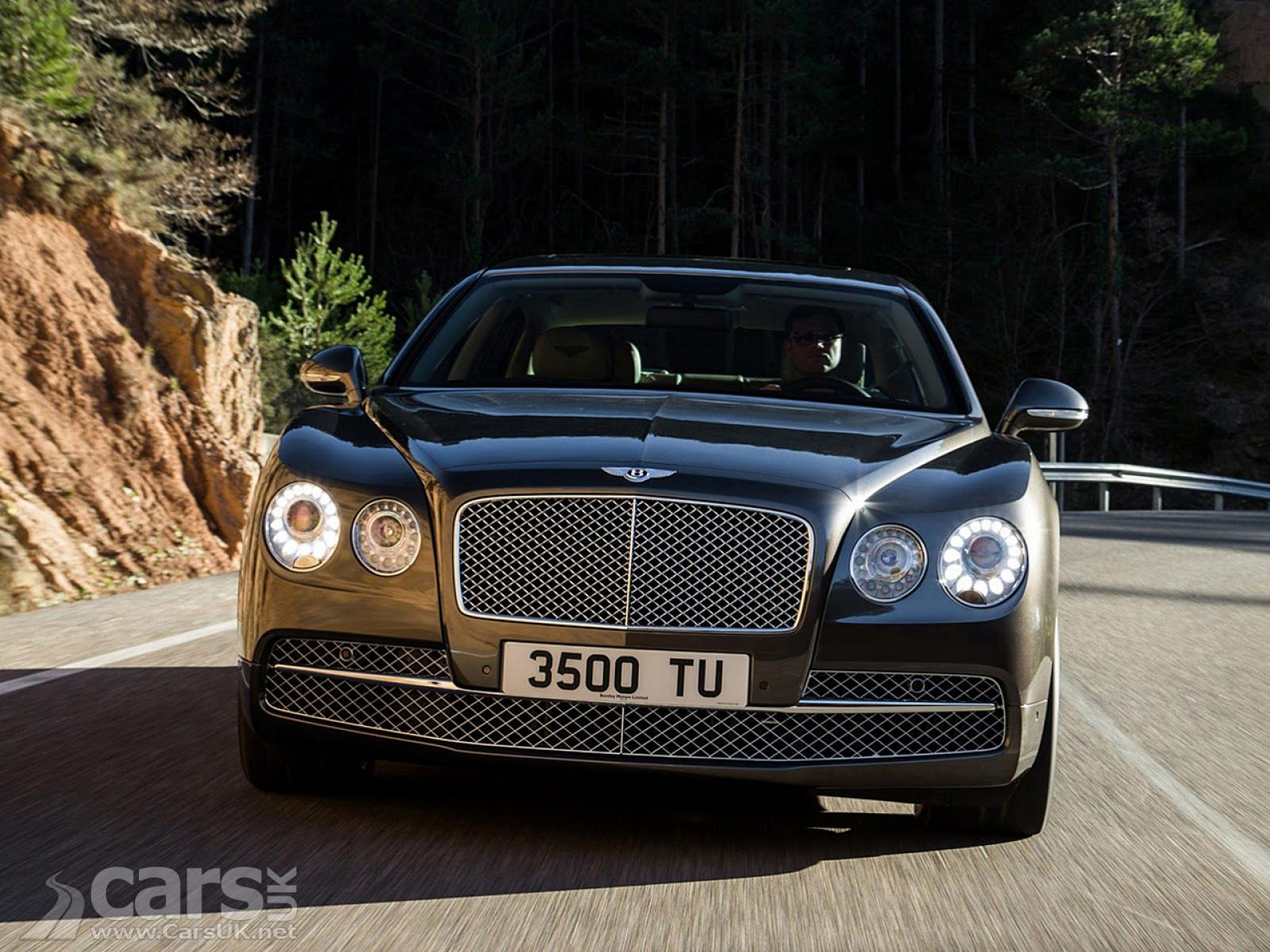 2013 Bentley Continental Flying Spur Information And Photos