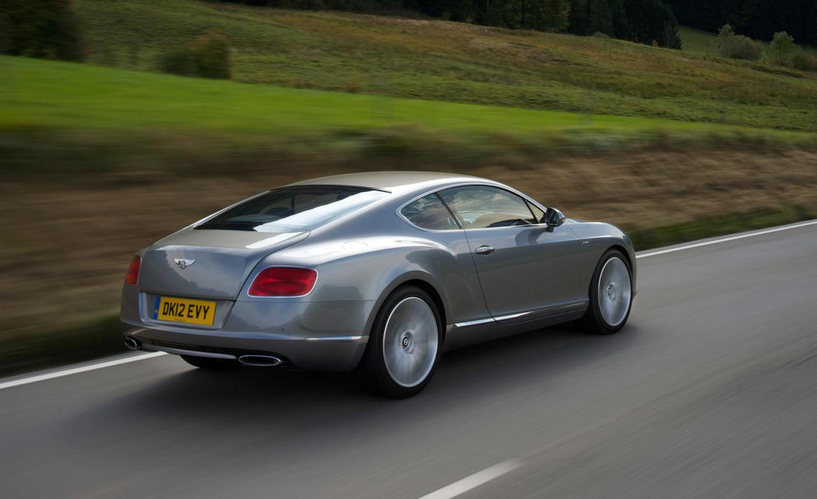 2013 bentley continental gt information and photos. Black Bedroom Furniture Sets. Home Design Ideas