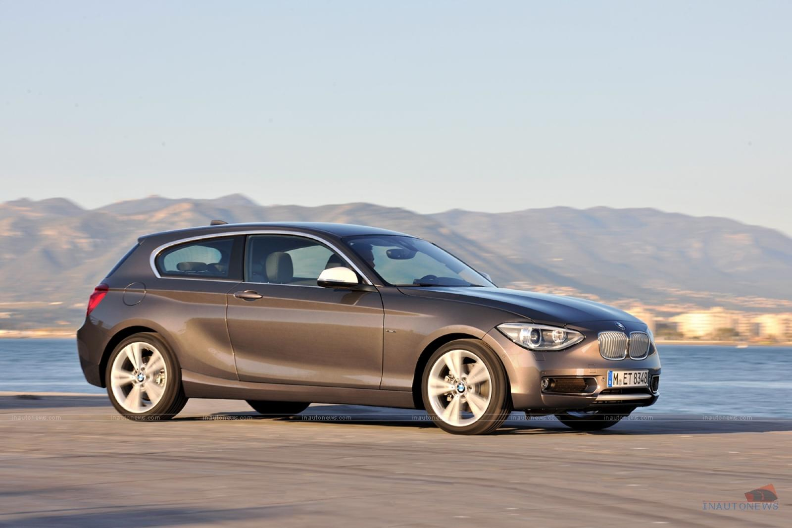 2013 BMW 1 Series - Information and photos - ZombieDrive