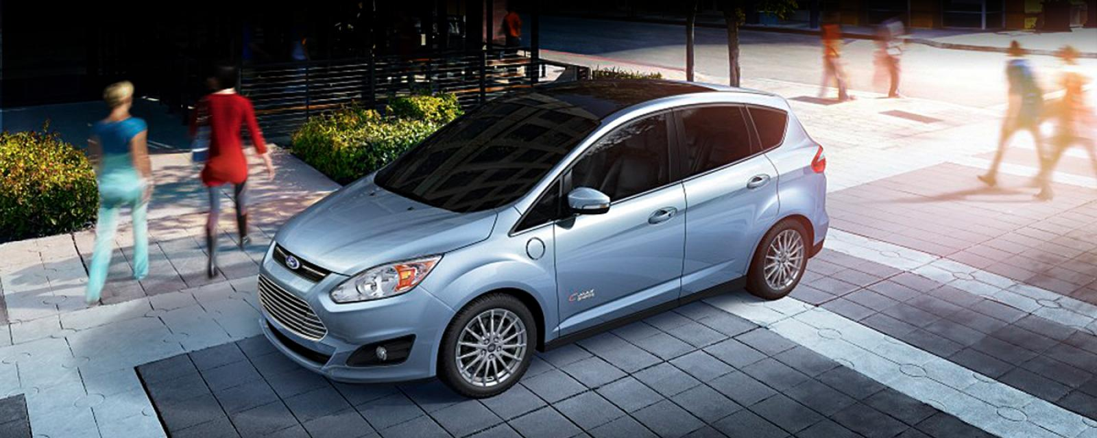 2013 ford c max energi information and photos zombiedrive. Black Bedroom Furniture Sets. Home Design Ideas