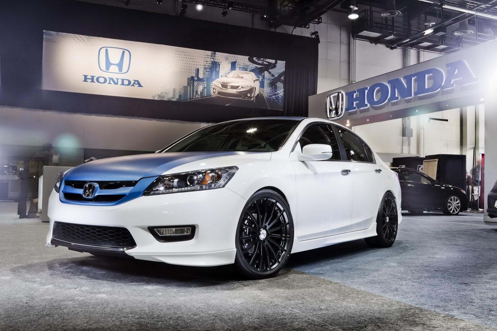 2013 Honda Accord Information And Photos Zombiedrive