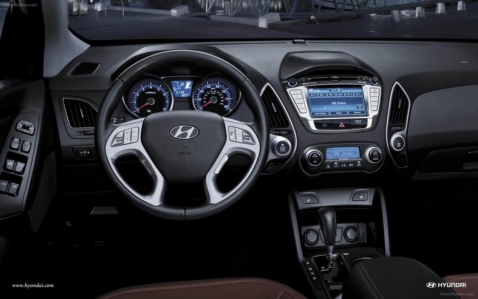 2013 Hyundai Tucson - Information and photos - Zomb Drive