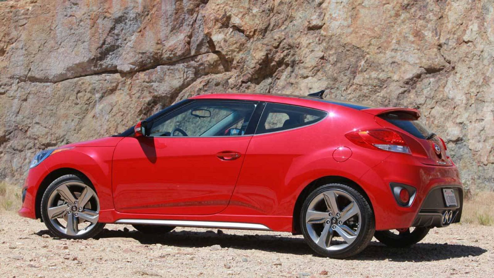 2013 Hyundai Veloster Information And Photos Zombiedrive