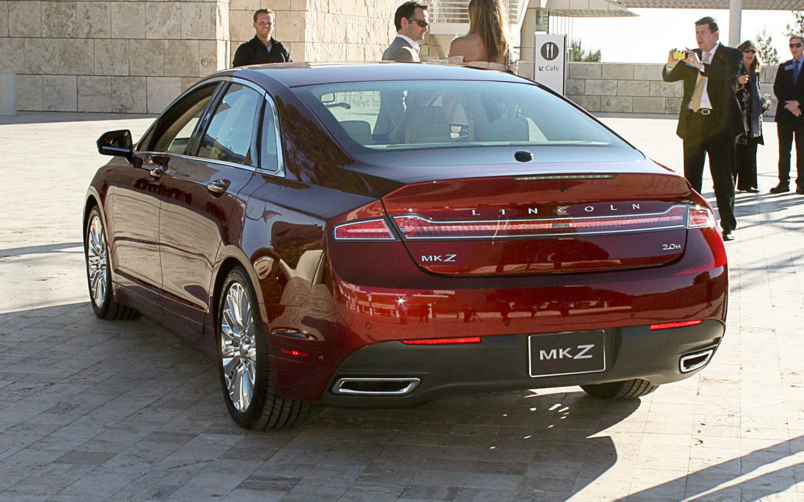 2013 Lincoln Mkz Information And Photos Zombiedrive