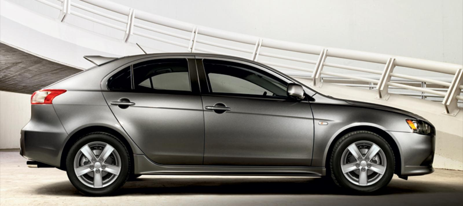 2013 mitsubishi lancer sportback information and photos. Black Bedroom Furniture Sets. Home Design Ideas