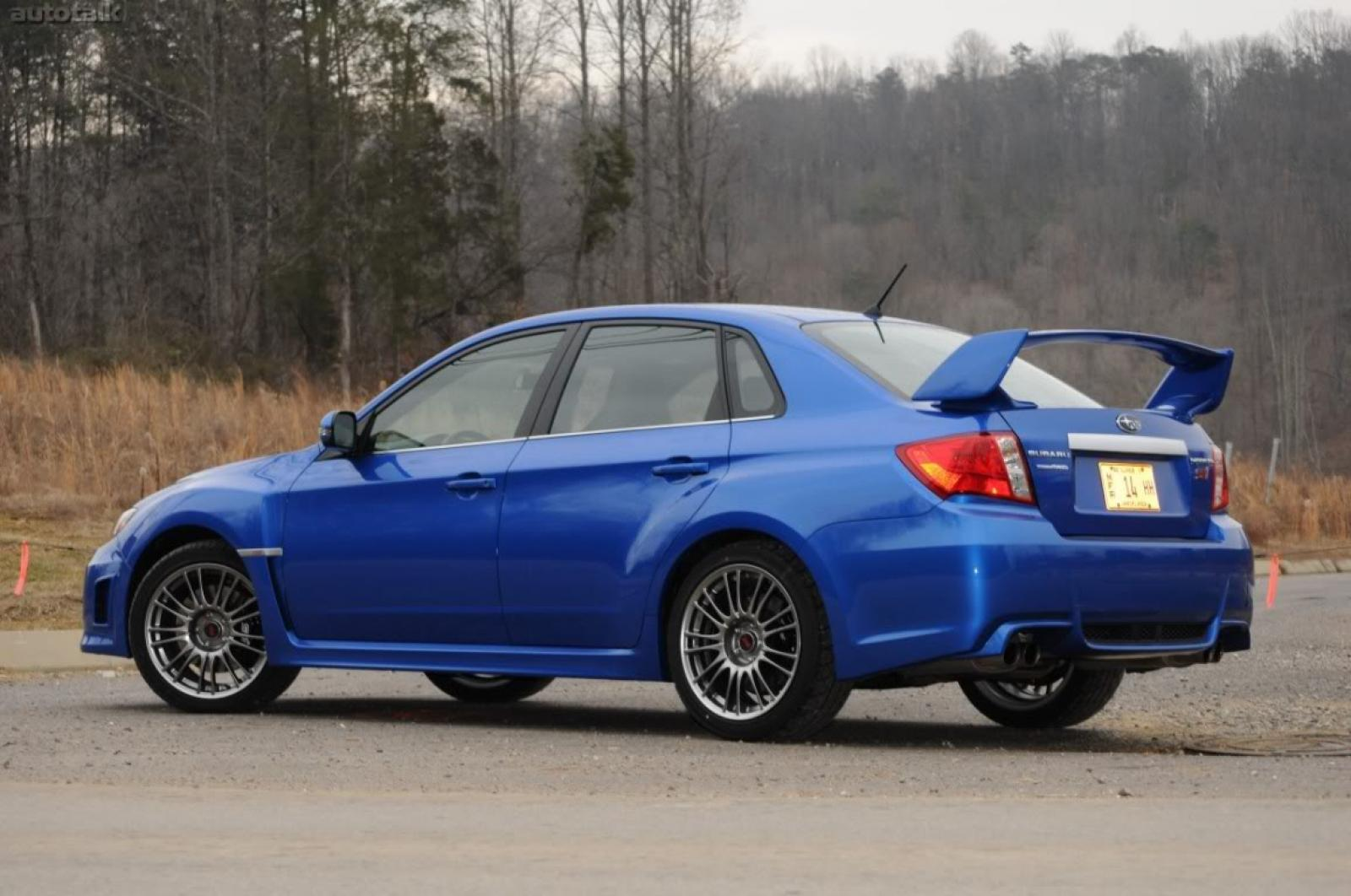 2013 subaru impreza wrx information and photos zombiedrive. Black Bedroom Furniture Sets. Home Design Ideas
