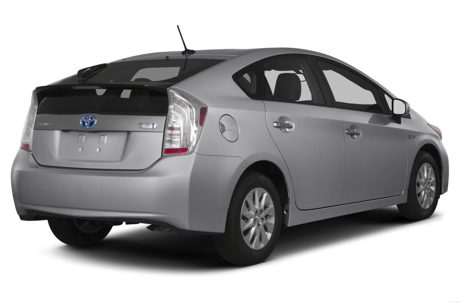 2013 toyota prius plug in information and photos zombiedrive. Black Bedroom Furniture Sets. Home Design Ideas