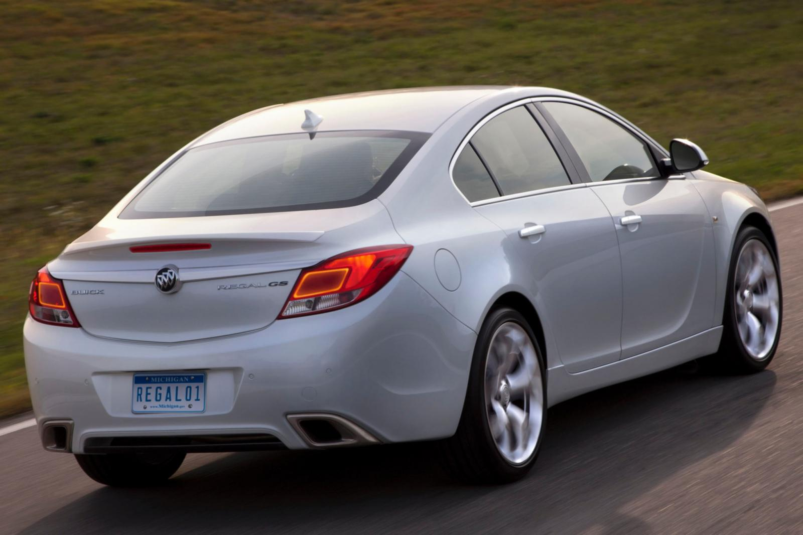 2013 buick regal information and photos zombiedrive. Black Bedroom Furniture Sets. Home Design Ideas